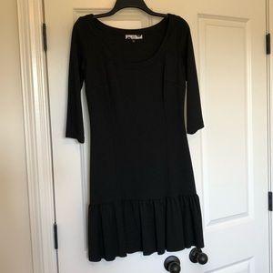 Black Lily dress.